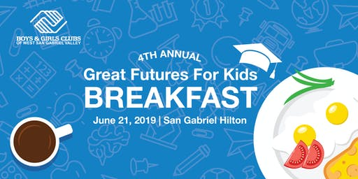 Great Futures for Kids Breakfast