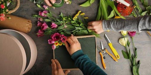 Curso de Centros Florales Basico