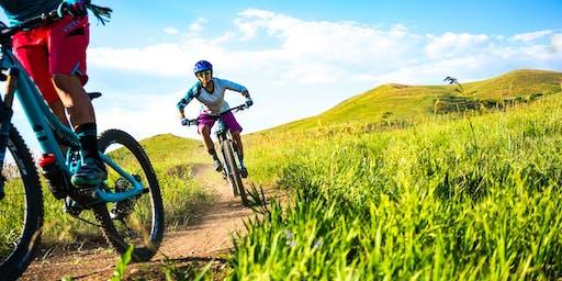 COMBA Beginner Ride - Staunton State Park