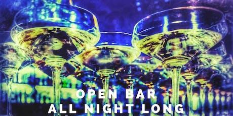 Miami Beach - Nightclub Open Bar - ALL NIGHT LONG - Top Shelf Premium Bar tickets