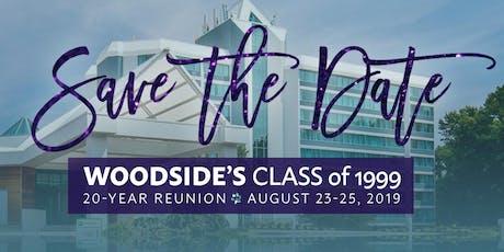 Woodside Class of 1999 20-Year Reunion Weekend tickets