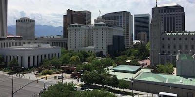 Salt Lake City Walking Tour