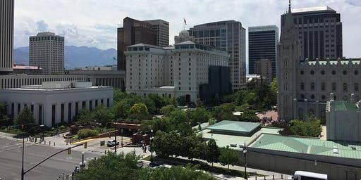 Salt Lake City Walking Tour