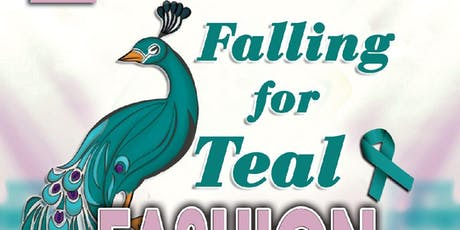 Falling for Teal Fashion Show tickets