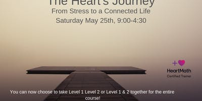 "HeartMath Level 1 &2 Workshop ""The Heart Journey"""