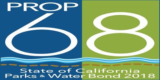 Public Meeting on Draft Prop 68 Groundwater Treatment & Remediation Grant Program Guidelines