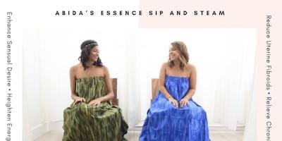 Abida's  Essence  Sip & Steam
