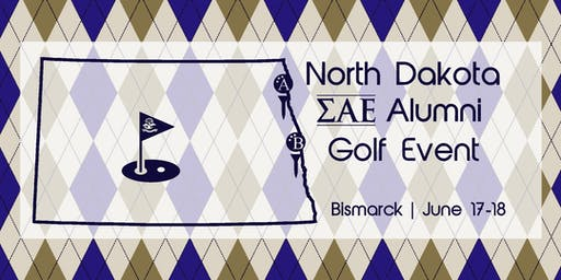 North Dakota ΣΑΕ Alumni Golf Event
