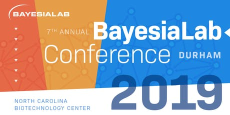 7th Annual BayesiaLab Conference tickets