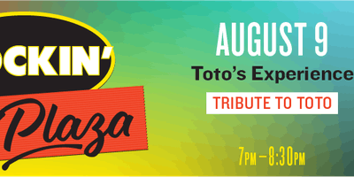 Rockin' the Plaza: Toto's Experience VIP Tickets