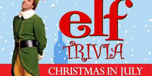 Christmas in July  at Elf Trivia at CB Live Phoenix