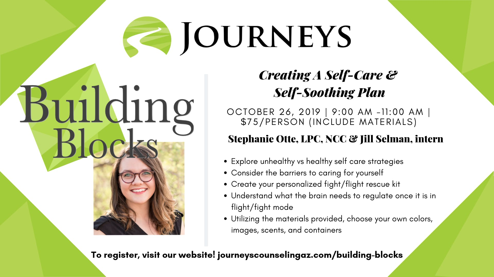 Creating A Self-Care & Self-Soothing Plan