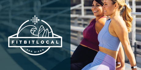 Fitbit Local Sunset Sweat & Flow tickets