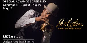 Special Advance Screening of 'Bolden'