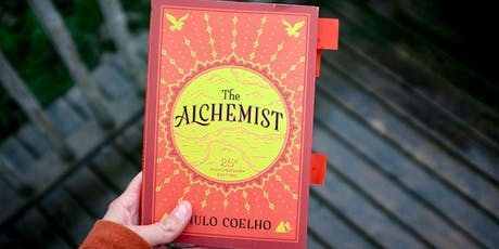 Book Discussion: The Alchemist by Paulo Coelho tickets
