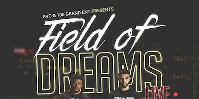 Field Of Dreams : Fabeyon & T'Swan Performing Live