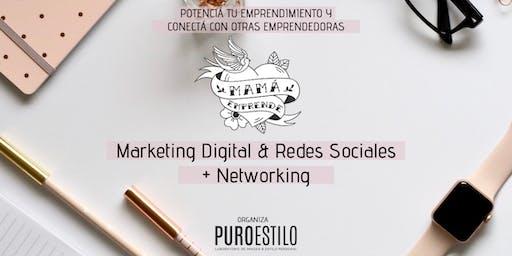 Potenciá tu emprendimiento: Marketing y Redes Sociales con MamáEmprende