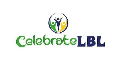 CelebrateLBL Sponsorship 2019 tickets