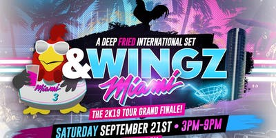 &WINGZ x MIAMI II| THE 2K19 TOUR GRAND FINALE