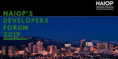 NAIOP's 2019 Developers Forum