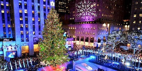 Rockefeller Center Holiday Tree Lighting Gala at The Terrace Club tickets