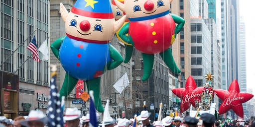 Macy's Thanksgiving Day Parade Viewing Brunch @ Marriott on 35th Street