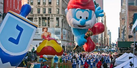 Macy's Thanksgiving Day Parade Viewing Brunch @ Toast Cafe tickets