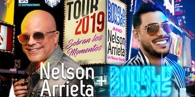 Nelson Arrieta y Ronald Borjas: Sobran los momentos