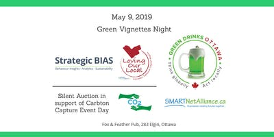 Green Drinks Ottawa - Green Vignettes