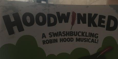 Hoodwinked tickets