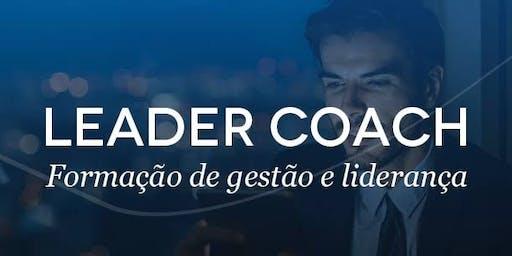 Formação Leader Coach, Motivação e Análise comportamental.