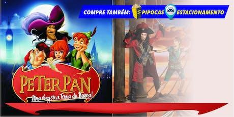DESCONTO! Espetáculo Infantil Peter Pan no Teatro BTC ingressos