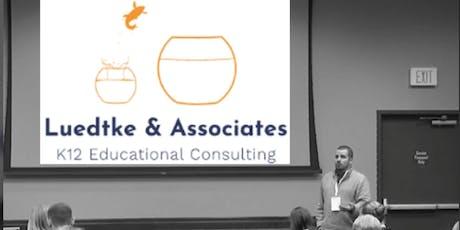 Luedtke and Associates SLATE Takeovertickets