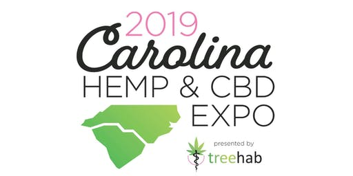 2019 Carolina Hemp & CBD Expo: presented by Treehab