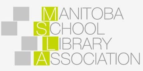 Vendor Tables for Manitoba School Library Association MTS PD Day October 25, 2019 tickets