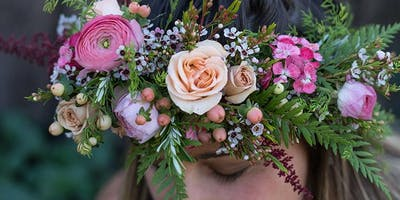Flower Crown Workshop with Alison Whiteman
