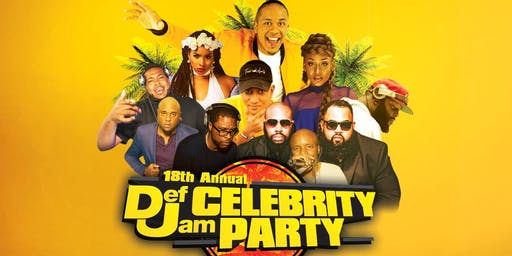 The 18th Annual Def Jam Caribana Celebrity Party