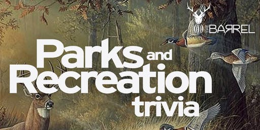 Parks & Rec Trivia at The Barrel Estes Park