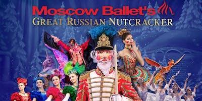Moscow Ballet's Great Russian Nurcracker