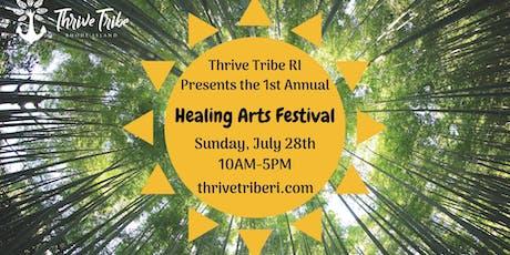 Healing Arts Festival tickets