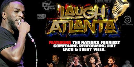 Laugh Atlanta at Kats Cafe