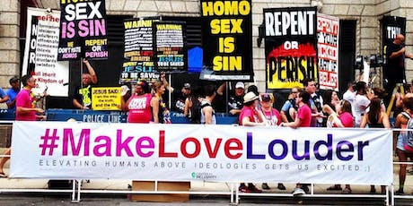 #MakeLoveLouder at 2019 Chicago Pride tickets