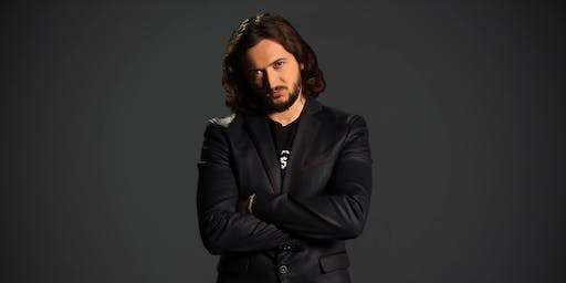 Lee Camp with Krish Mohan