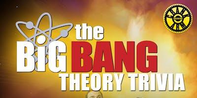 Big Bang Theory Trivia at Crank Arm Brewing