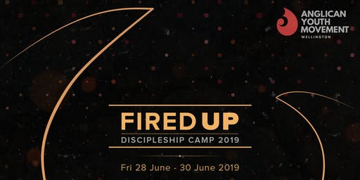 AYM Discipleship Camp: Fired Up