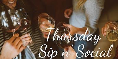 Thursday Monat Sip n\