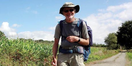 Author Talk: An Aussie's Search for Meaning on the Camino tickets