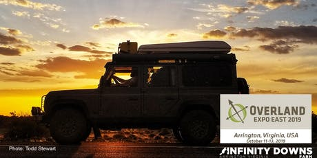 OVERLAND EXPO 2019 EAST — OVERLAND EXPERIENCE tickets