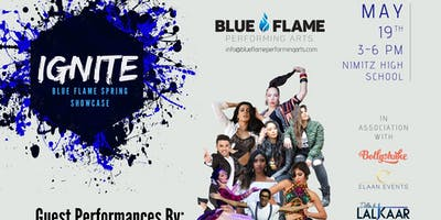 Ignite: Blue Flame Spring 2019 Showcase