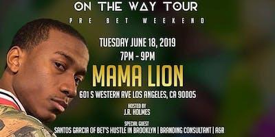 "Talent Tonight ""On The Way Tour"" LA"